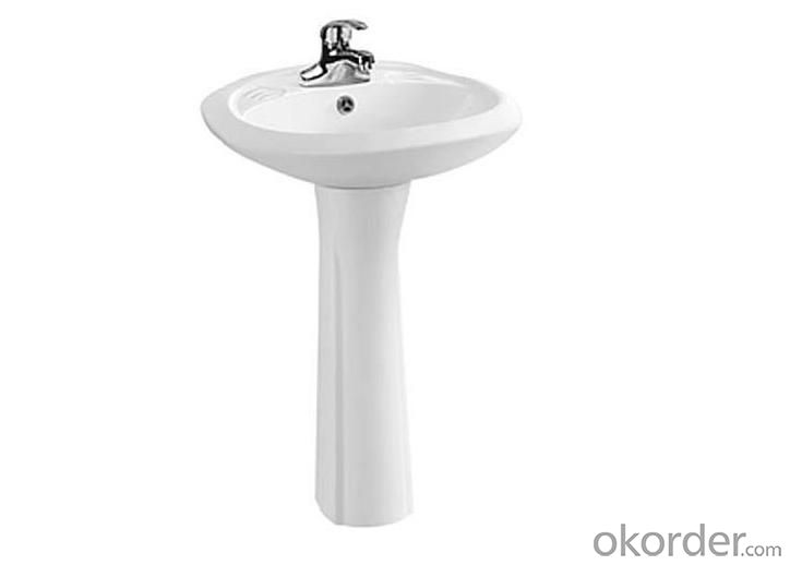 Basin With Pedestal CNBP-2014