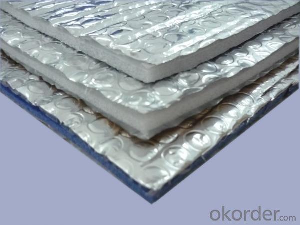 Foil Bubble and Foam