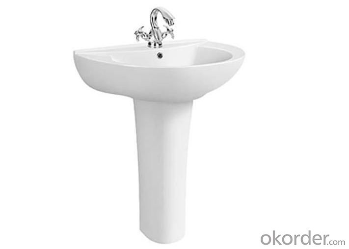 Basin With Pedestal CNBP-2021