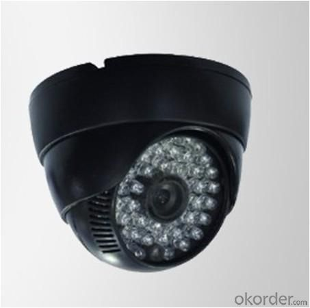 1/3 Sony CCD Vandalproof IR Dome Camera