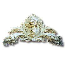 Pediment Ornament Mould For Decoration Of the Building