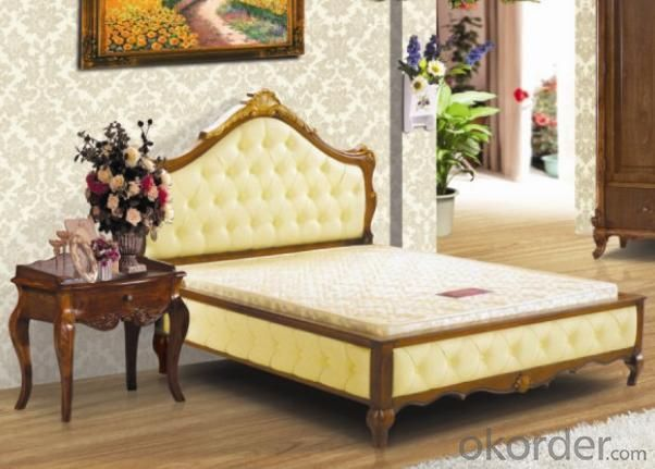 Hand Carved Wooden Beds for Hotels