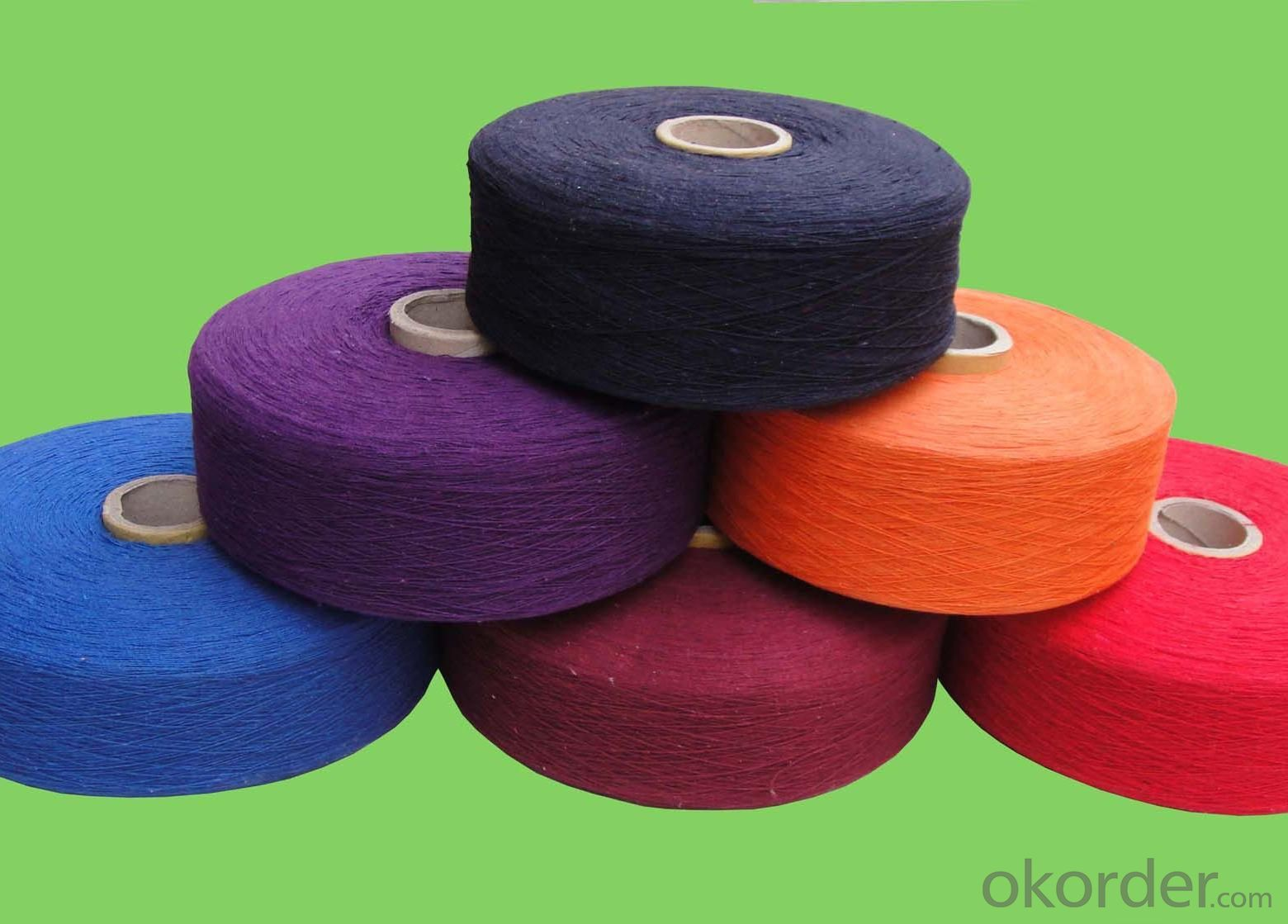 China Raw 100% Silk Yarn 60NM/2 - 240Nm/2