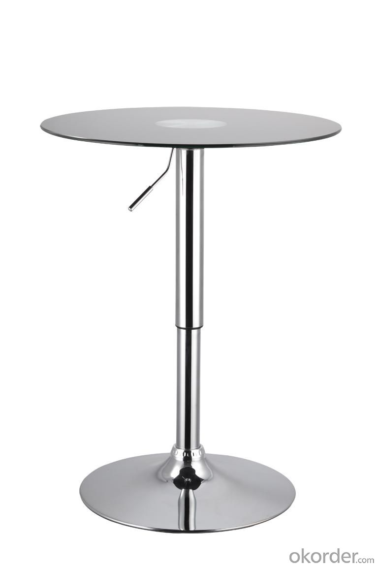 Glass Bar Table BT001