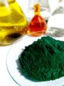 Inorganic Green Pigments Chrome Oxide Green Paint Grade