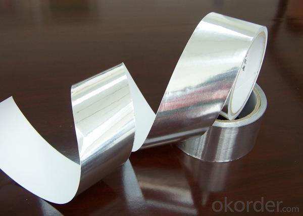 High Quality Aluminum Foil Tape T-FG1801RS
