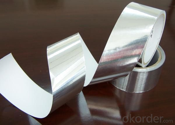 Aluminum Foil Tape T-S7501P For Industry