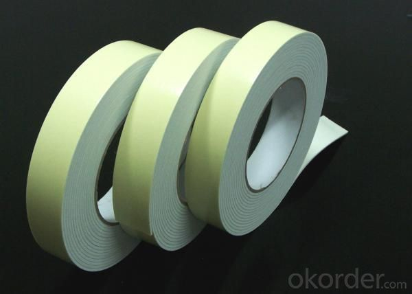High Quality Single Sided EVA Foam Tape SSE-15M