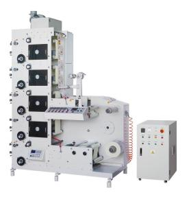 High Quality Automatic Flexo Printing Machine FP5-480