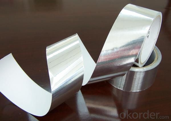 Aluminum Foil Tape T-S3001WL For Industry