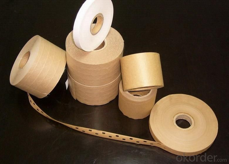 Quality Water Activated Kraft High  Paper Tape