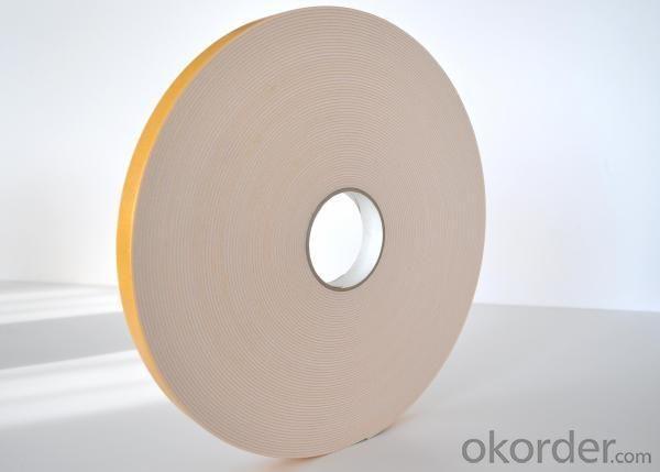 High Quality Single Sided PU Foam Tape SSPU-55M
