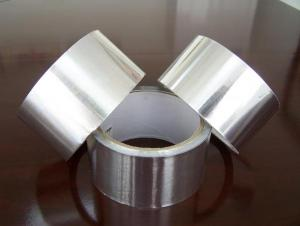 High Quality Synthetic Rubber Aluminum Foil Tape T-FG701H