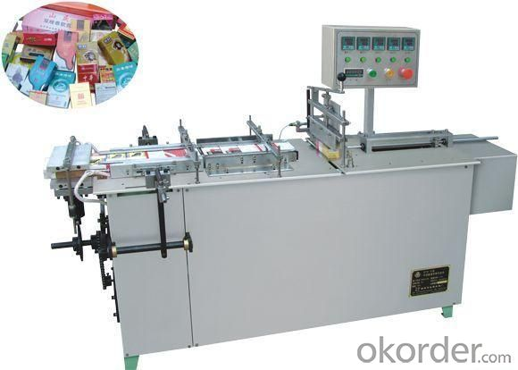 High Quality Transparent Film Three-Dimensional Packaging Machine 3DP-120