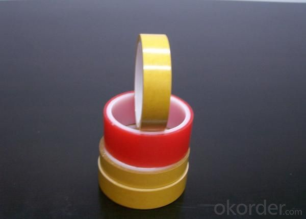 High Quality Double Sided PET Tape DSPW-90H