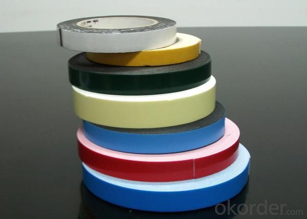 High Quality Double Sided PE Foam Tape DSP-08YM For Industry