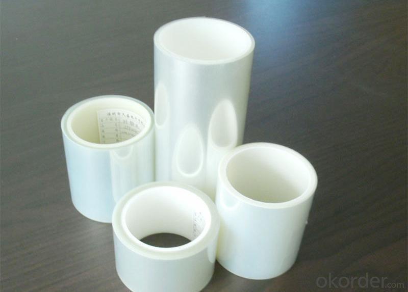 Transparent Color PE Protective Film W60-30T