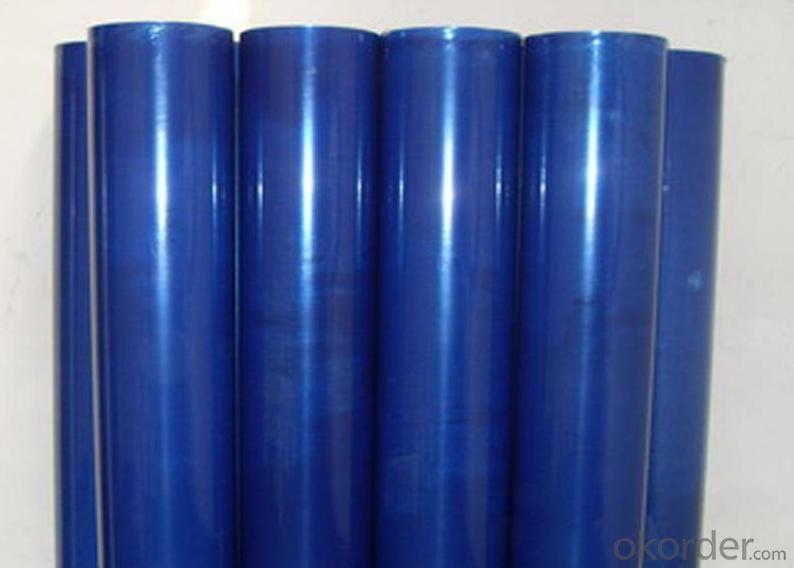 Transparent Blue PE Protective Film S350-70TB