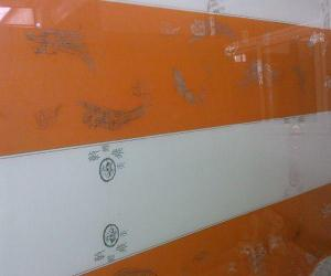 Silkscreen Printing Glass-1