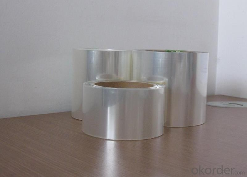 Transparent Color PE Protective Film W120-50T