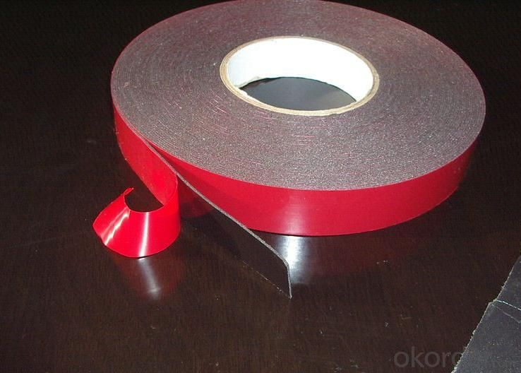 Double Sided EVA Foam Tape DSE-30YM For Industry