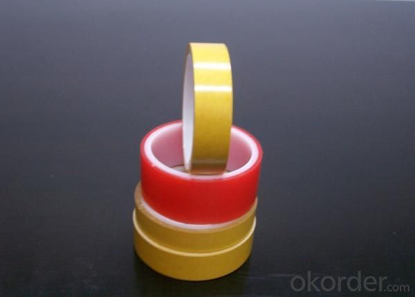 High Quality Double Sided PET Tape DSP-125GH