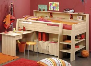 Children Beds -- Sports