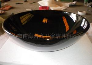 PN002 Glass Vessel Sink