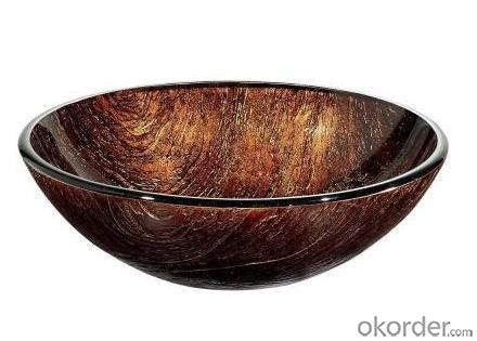 Vessel Sink in Multicolors