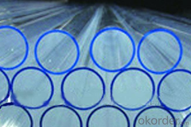 Clear Quartz Tubes
