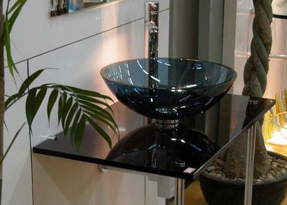 PN002 Glass Vessel Sink
