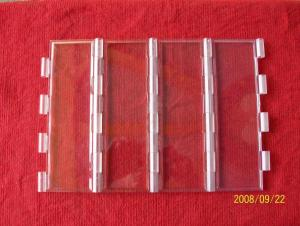 Plastic Door Used for Entry
