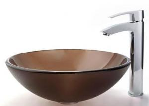 PN005 Glass Vessel Sink