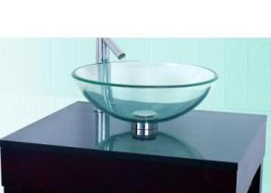GN001 Glass Vessel Sink