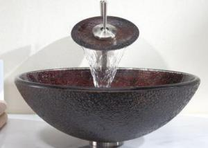 Glass Vessel Sink-PN009