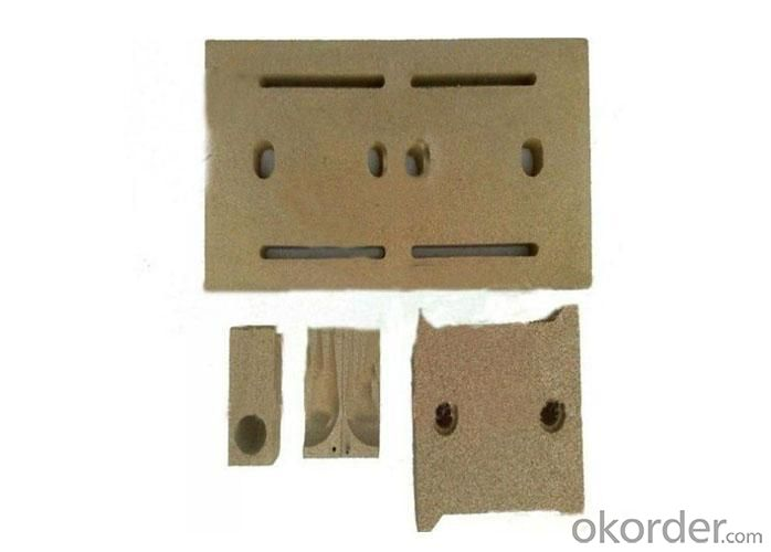 Vermiculite Board In Exterior Wall with High Quality
