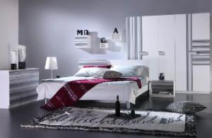 5-door Modern Bedroom Furniture Set