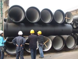 Mechnical Joint K Type Ductile Iron Pipe