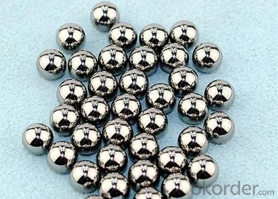 Stainless Steel Balls-HF,AISI304, 316L, 420C, 430, 440C