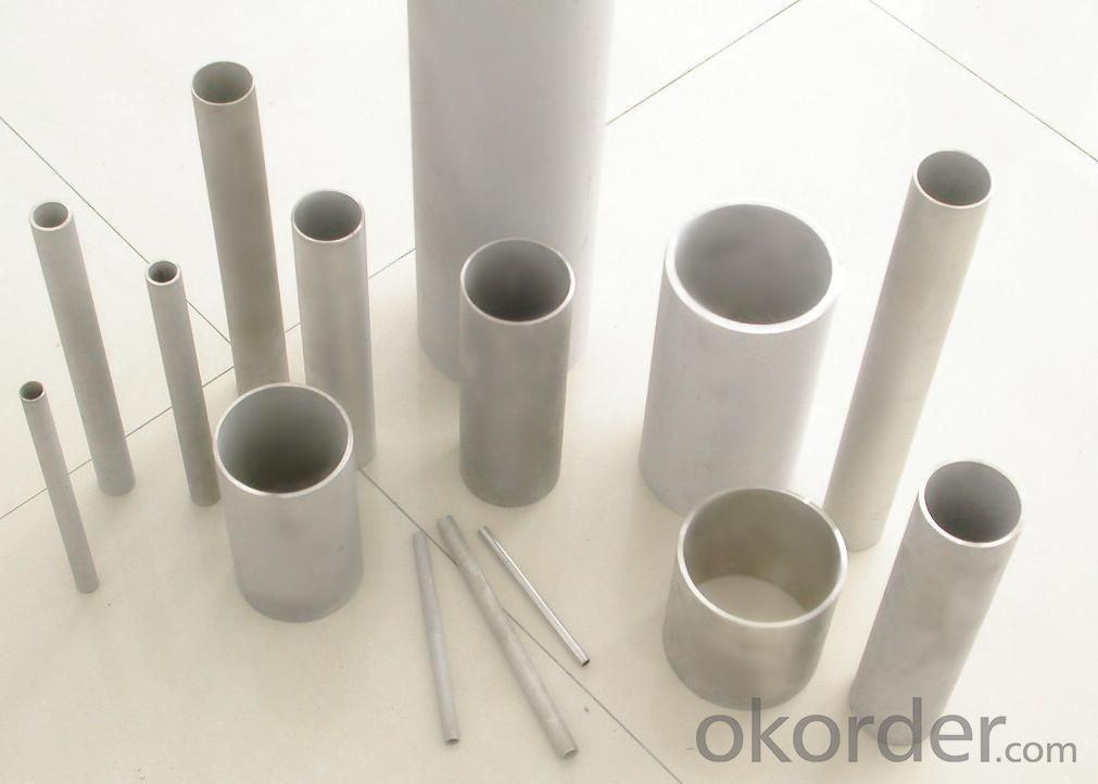 321 Stainless Steel Seamless Tubing
