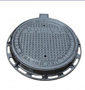 C250 Ductile Iron Manhole Cover