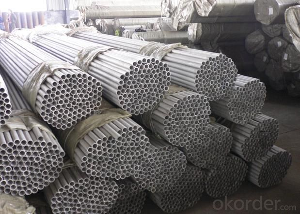 304 Stainless Steel Seamless Tubing