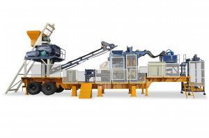 CT5 Block Making Machine