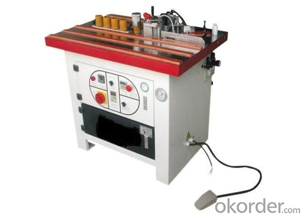 China Manual Edge Banding Machine