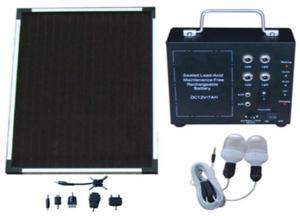 Solar Engergy System CNBM-TS1 (5W)