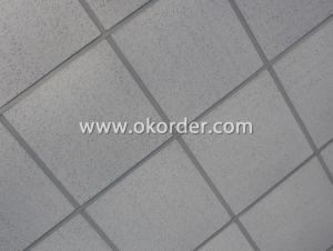 Mineral Fiber Ceiling - Real Sand