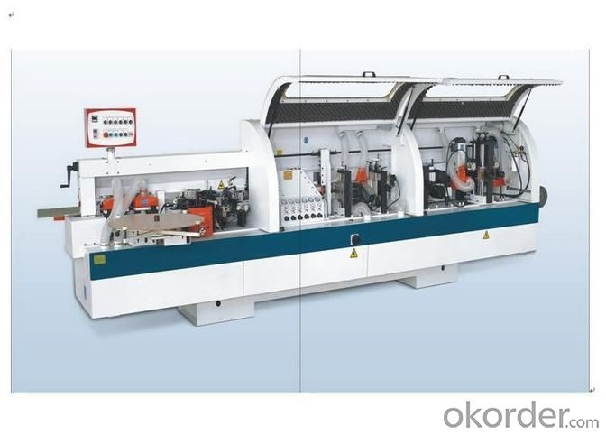 China Automatic Straight Edge Banding Machine Supplier on m