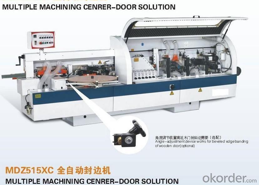 China Automatic Straight Edge Banding Machine