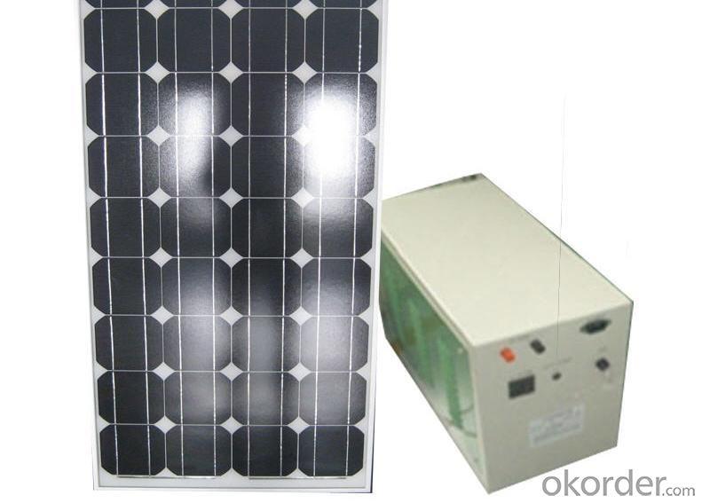 Solar Home System CNBM-K2 (80W)