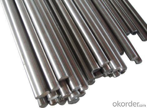 316Ti Stainless Steel Bar